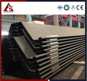 Design of Large Quantity Z Type Steel Piling Wall.jpg